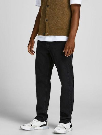 JACK & JONES Jeans 'Chris' in de kleur Black denim, Modelweergave