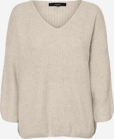 Vero Moda Curve Pulover | bež barva, Prikaz izdelka