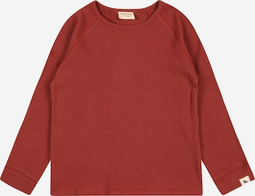 Turtledove London Shirt in Red