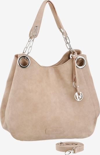 BRUNO BANANI Handtasche in nude, Produktansicht