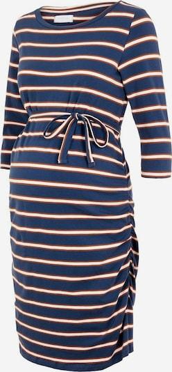 MAMALICIOUS Keid 'Carmen' in dunkelblau / orange / weiß, Produktansicht