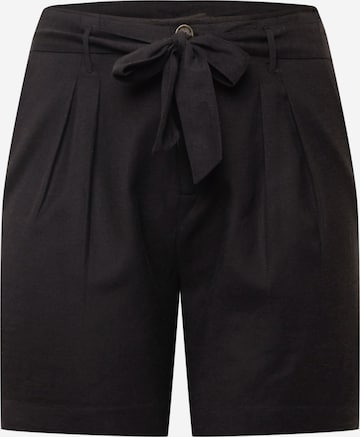 Pantalon à pince 'CARVIVOSA LIFE' ONLY Carmakoma en noir