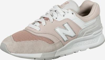 new balance Schuhe in rosa / weiß, Produktansicht