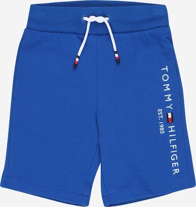 TOMMY HILFIGER Shorts in royalblau / weiß, Produktansicht
