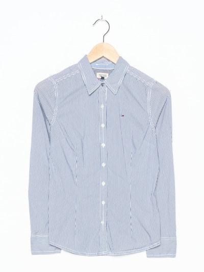 Tommy Jeans Hemd in S in marine, Produktansicht