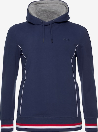 HIS JEANS Sweatshirt in Blue, Item view