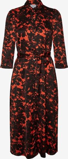 AWARE by Vero Moda Blusenkleid 'Rio' in orange / weinrot / schwarz, Produktansicht