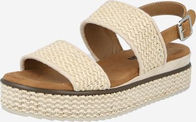 Refresh Strap sandal in Beige, Item view