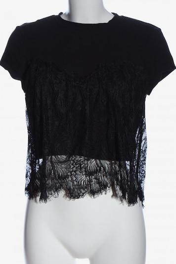 Lost Ink Schlupf-Bluse in L in schwarz, Produktansicht