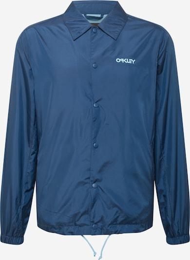 Geacă sport OAKLEY pe albastru marin / alb, Vizualizare produs