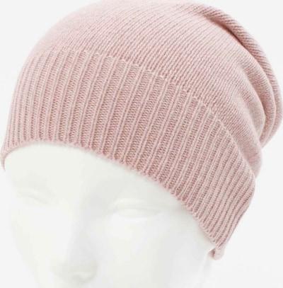 SAMAYA Strickmütze 'NOSH' in pink, Produktansicht