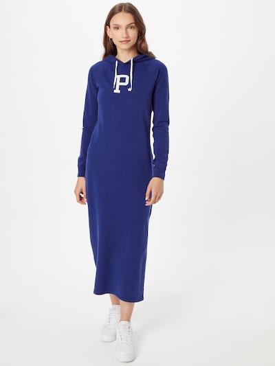 Polo Ralph Lauren Mekko värissä kuninkaallisen sininen / valkoinen, Mallinäkymä