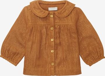 Camicia da donna 'Sheffield' di Noppies in marrone
