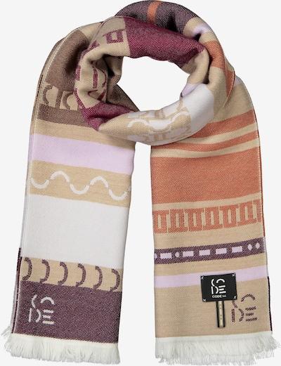 CODELLO Schal in mischfarben, Produktansicht