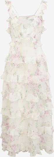 Forever New Petite Kleid 'Joyce' in grün / hellpink / weiß, Produktansicht