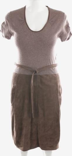 Brunello Cucinelli Kleid in S in dunkelbraun, Produktansicht