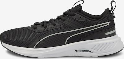 PUMA Scorch Runner Jugend Sneaker in schwarz, Produktansicht