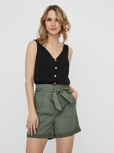 VERO MODA Blouse 'Sasha' in Black, View model