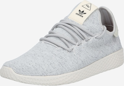 ADIDAS ORIGINALS Sneakers low 'Pharrell Williams Tennis Hu' in light grey, Item view