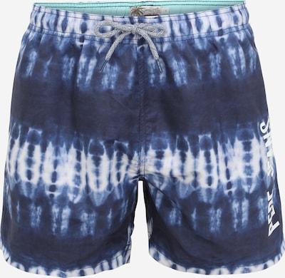 Pepe Jeans Шорти за плуване 'MATEO' в синьо / бяло, Преглед на продукта
