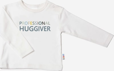 "LILIPUT Langarmshirt ""Professional Huggiver"" in beige, Produktansicht"