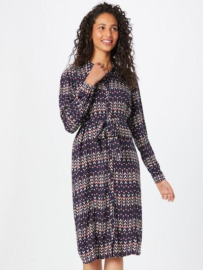 Fransa Kleid in marine / mischfarben, Modelansicht