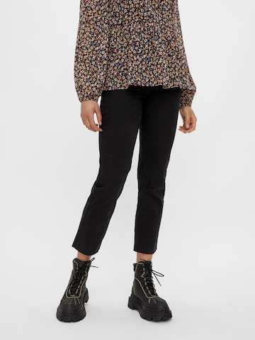 Jeans 'Luna' di PIECES in nero