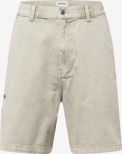 Jeans 'Horace' WEEKDAY pe verde, Vizualizare produs