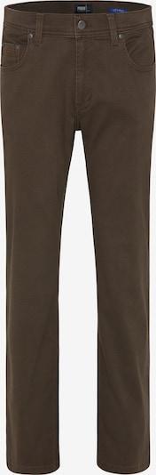 PIONEER Pantalon en marron, Vue avec produit