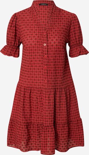Trendyol Košeľové šaty - tmavočervená, Produkt