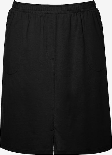 Ulla Popken Hose in schwarz, Produktansicht