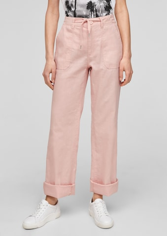 Q/S by s.Oliver Broek in Roze