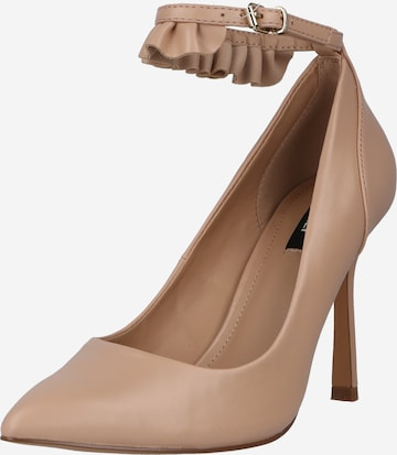 Décolleté sling 'CHARLIE' di ONLY in beige