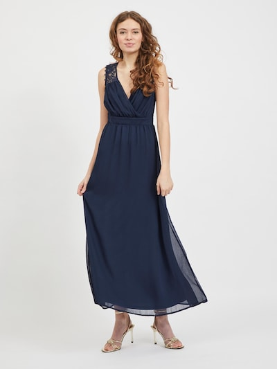 VILA Společenské šaty 'Rilla' - námořnická modř, Model/ka