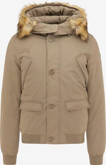 MO Winterjas in de kleur Grijs, Productweergave