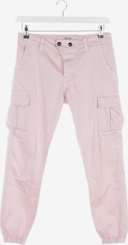 REPLAY Hose in XXS in Pink