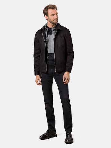 PIERRE CARDIN Jeans 'Lyon' in Grau