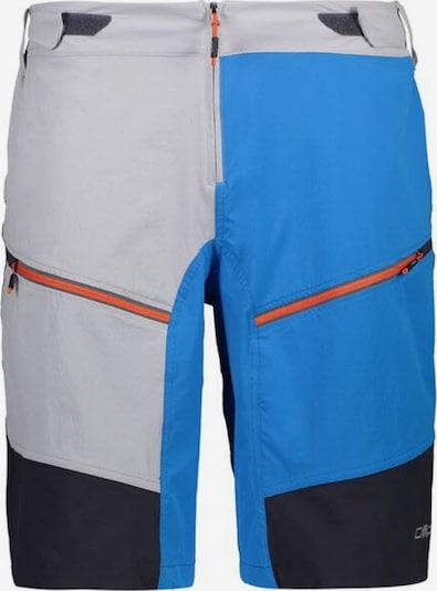 CMP Shorts 'FREE BIKE BERMUDA' in blau, Produktansicht