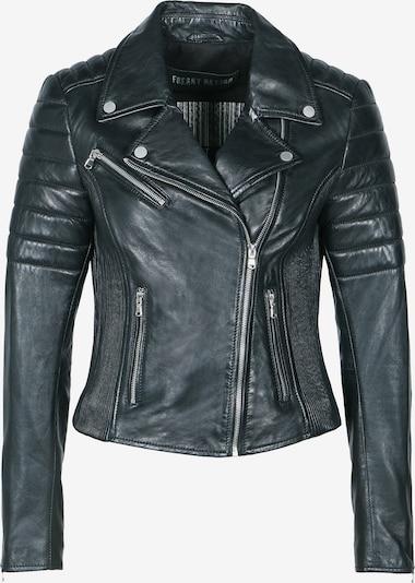 FREAKY NATION Jacke ' Cool Biker' in schwarz, Produktansicht