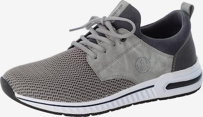 Sneaker bassa RIEKER di colore grigio / grigio scuro, Visualizzazione prodotti