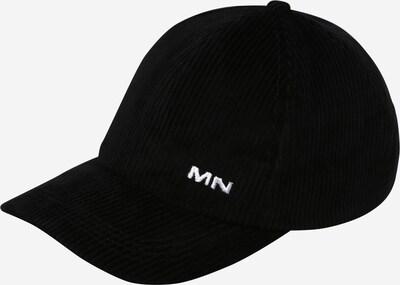 Mennace Cap in schwarz / weiß, Produktansicht