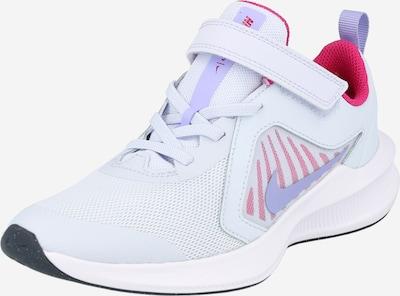 NIKE Urheilukengät 'Downshifter 10' värissä taivaansininen / syreeni / pitaija / roosa, Tuotenäkymä