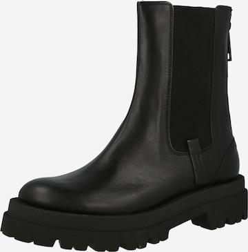 Kennel & Schmenger Boots 'SHADE' in Schwarz