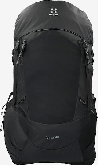 Haglöfs Rucksack 'Vina' in schwarz, Produktansicht