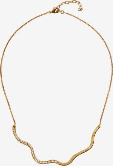 MANGO Kette 'Anna' in gold, Produktansicht