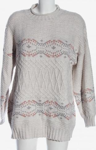 Oysho Sweater & Cardigan in L in Grey