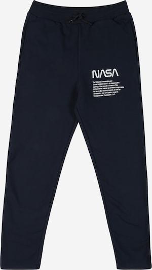 LMTD Spodnie 'NASA' w kolorze ciemny niebieski / białym, Podgląd produktu