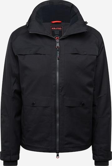 KILLTEC Zunanja jakna 'Grindavik ' | črna barva, Prikaz izdelka