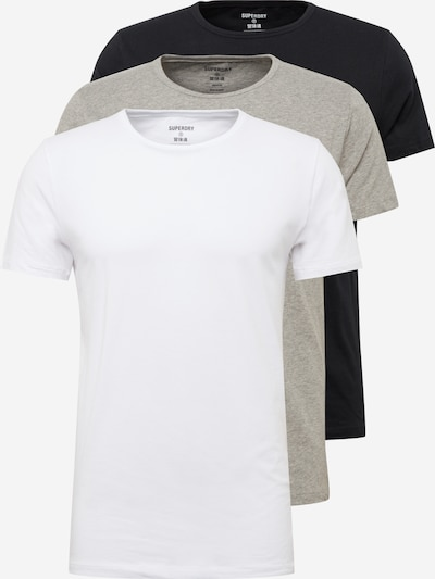 Superdry Tílko - šedá / mix barev / černá / offwhite, Produkt