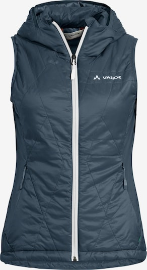 VAUDE Sports vest 'Freney Hybrid IV' in Blue, Item view